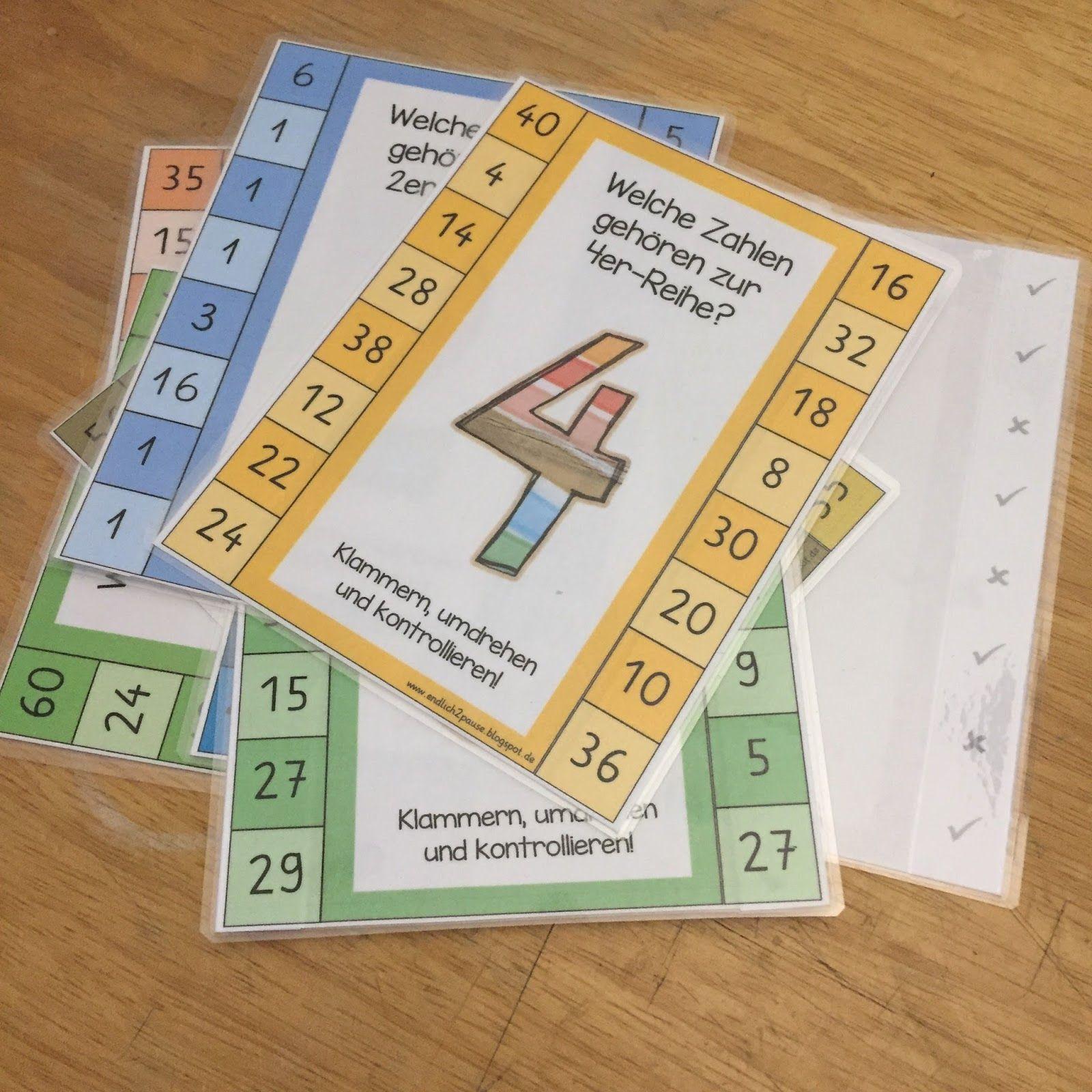 Grundschule Material kostenlos Arbeitsblätter | Early Education Pre ...