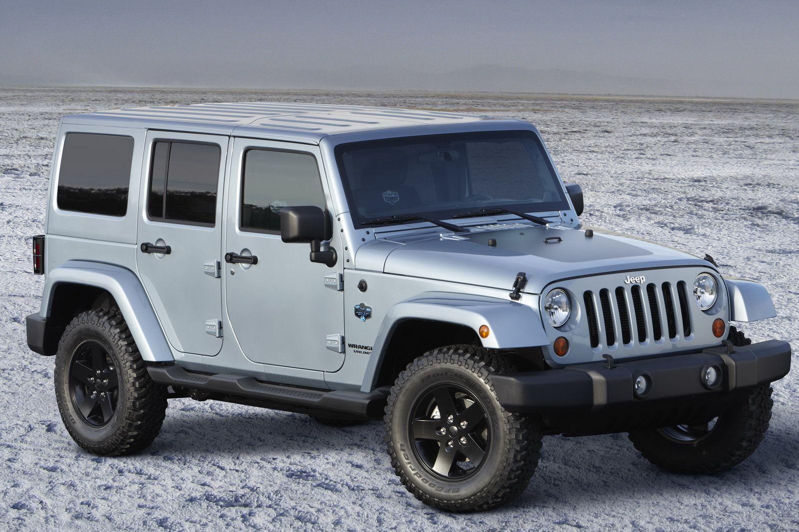 2012 jeep wrangler | 2012 Jeep Wrangler Unlimited Arctic (ver imagen original)