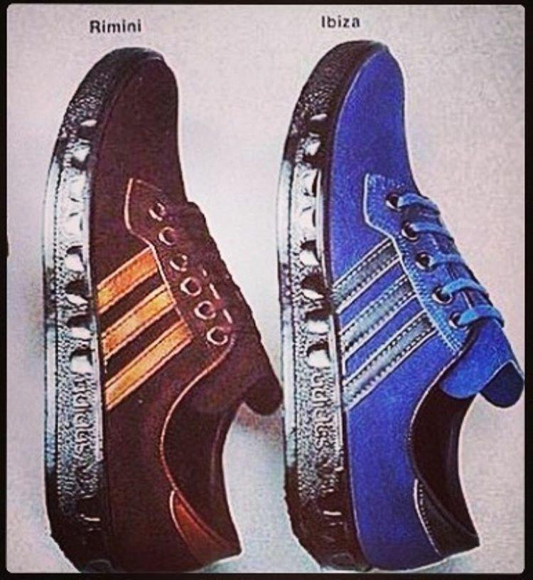 materiales de alta calidad a un precio razonable mejores telas These are proper rare, adidas Rimini and Ibiza. The uppers (soles ...