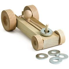 Photo of Wooden Car Kit