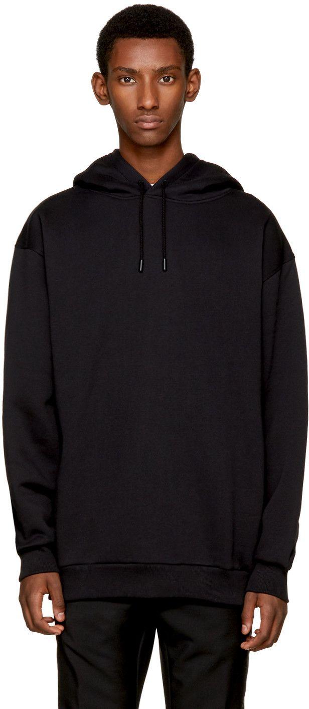 ACNE STUDIOS Black Fala Hoodie.  acnestudios  cloth  hoodie   Acne ... 0eb79457130