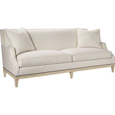 Hickory Chair 1525 84 Suzanne Kasler Monroe Sofa Available At Park Furniture Galleries