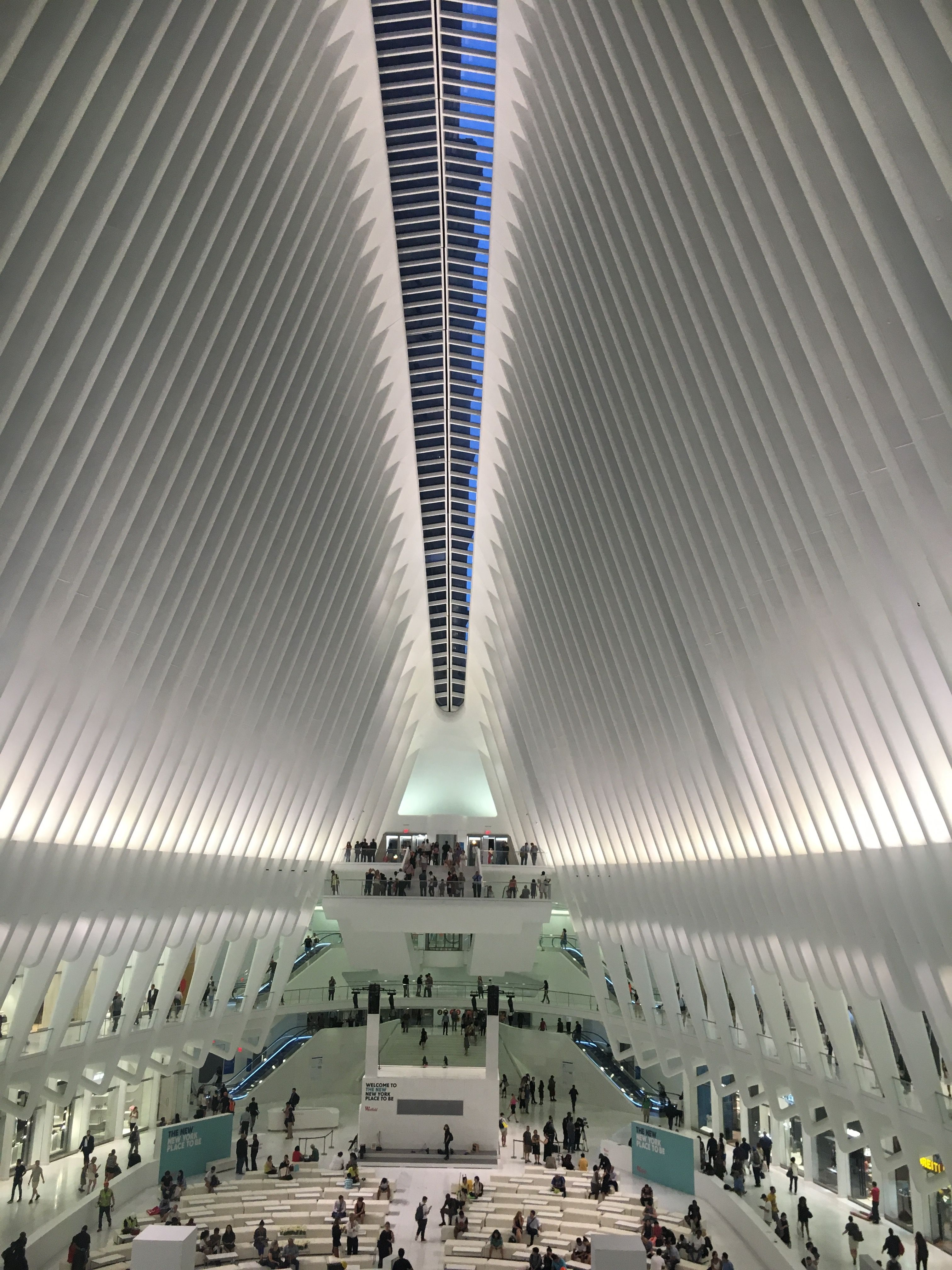 The Oculus Opens In Nyc New York City Travel Ny City New York
