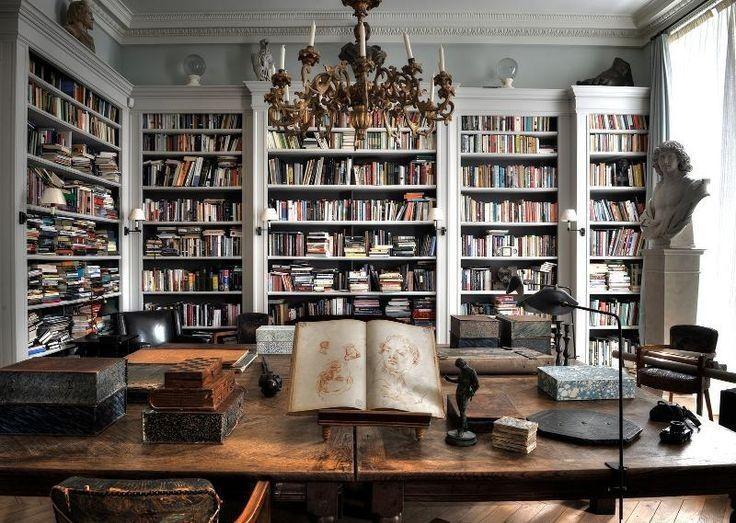 Modern Design Home Library Statue Id786 Designs Interior Disigns