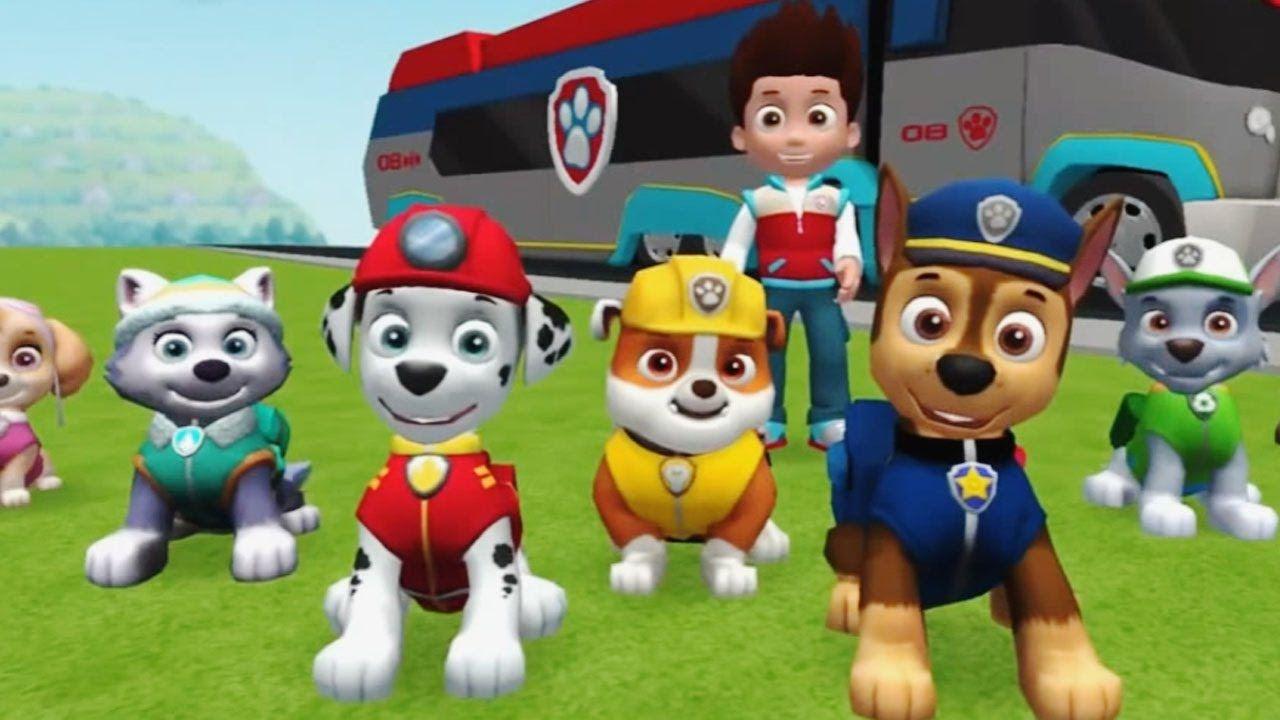 paw patrol new cartoon full episodes  paw patrol english