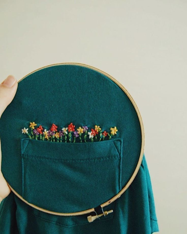 Embroidery Stitches 101