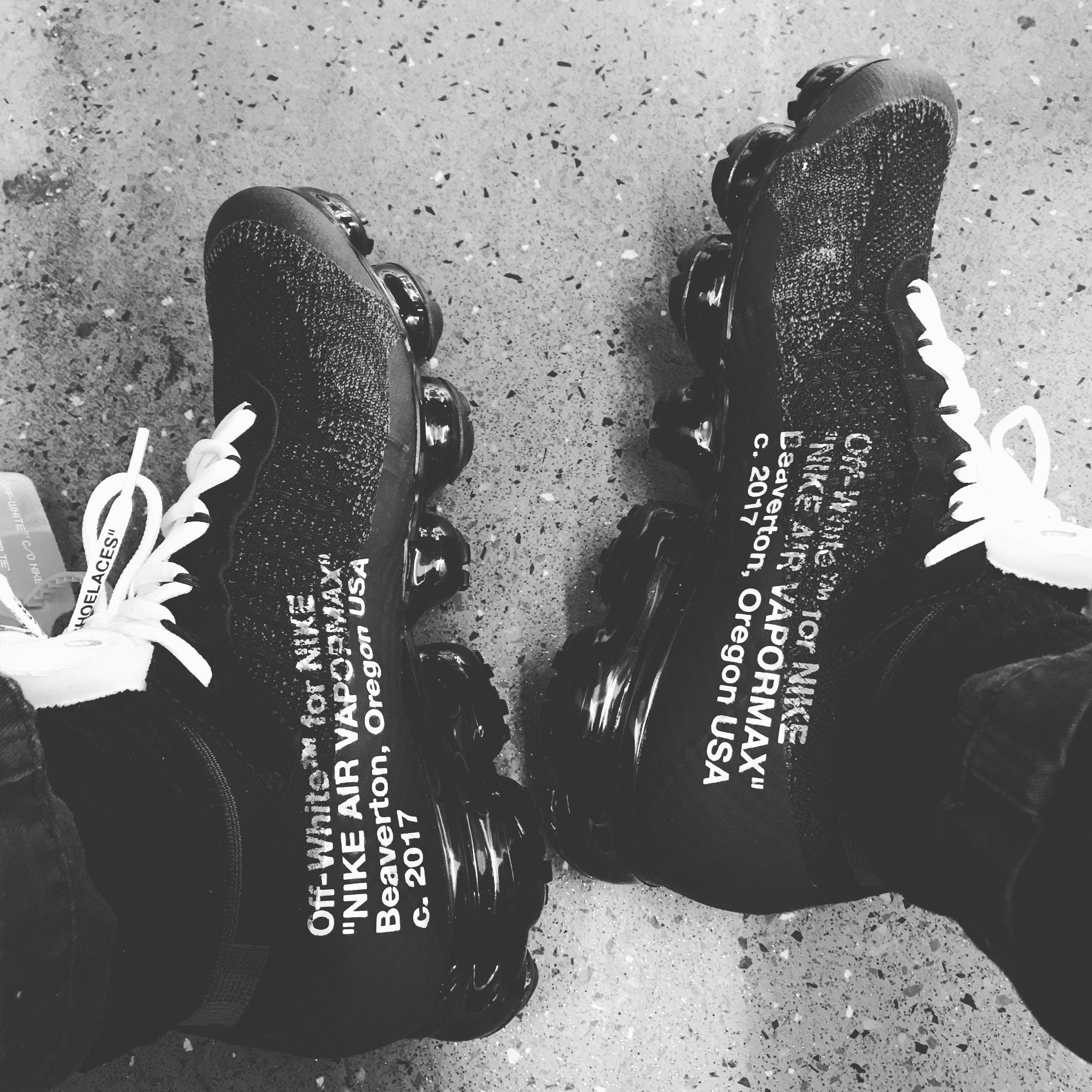watch 0cd67 7999d Off-White x Nike Air Vapor Max  sneakers  vapormax  nikelab  nike   hypebeast  off-white  curvypetitefashion