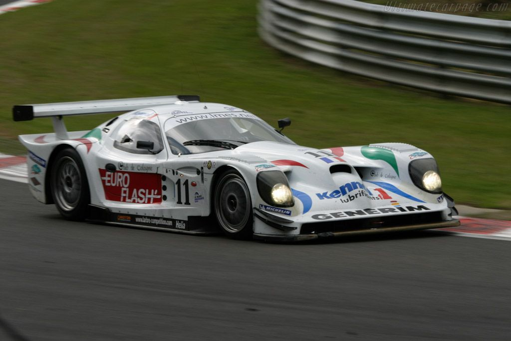 Panoz Esperante Gtr 1 Chassis 003 2004 Le Mans Endurance Series