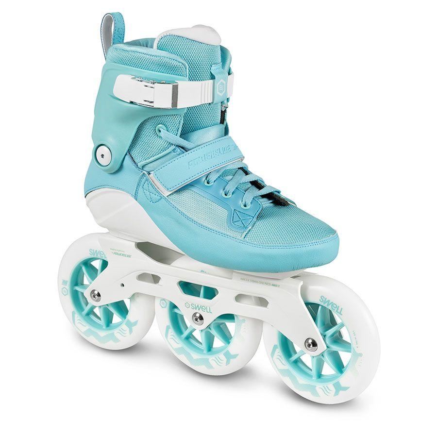 Powerslide Swell Fitness Inline Skates Roller Skate Shoes Womens Inline Skates Inline Skating