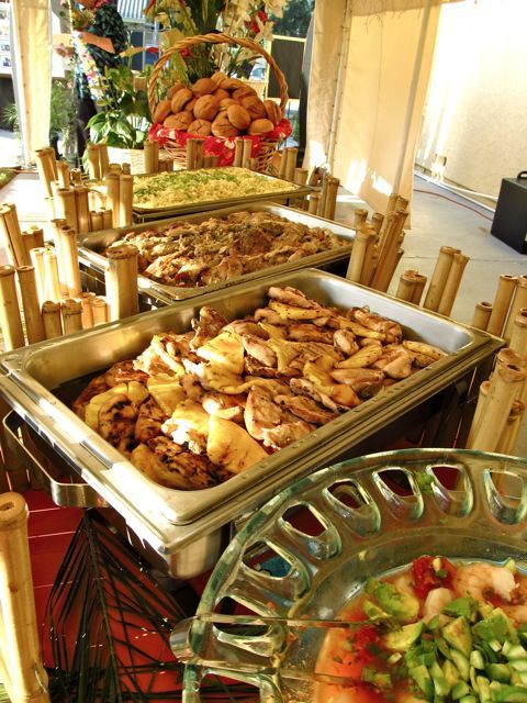 Fine Luau Buffet Buffet The Following Menu Is Fresh And Home Interior And Landscaping Ponolsignezvosmurscom