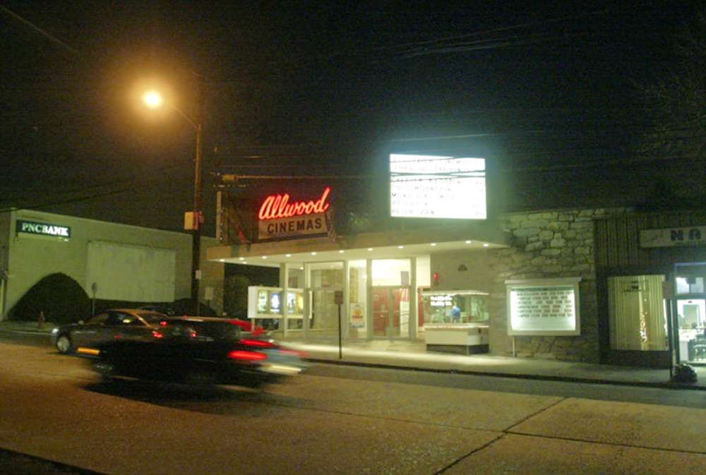 The Allwood Theater Clifton Nj Clifton Nj Pinterest