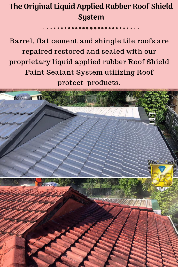 Barrel Flat Cement And Shingle Tile Roofs Are Repaired Restored