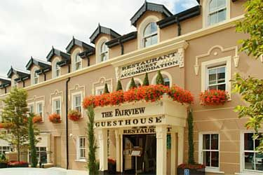 B Killarney Bed And Breakfast Kerry Fairview Guesthouse Kerry Ireland Guesthouse Accommodation Killarney Fairview Hotel
