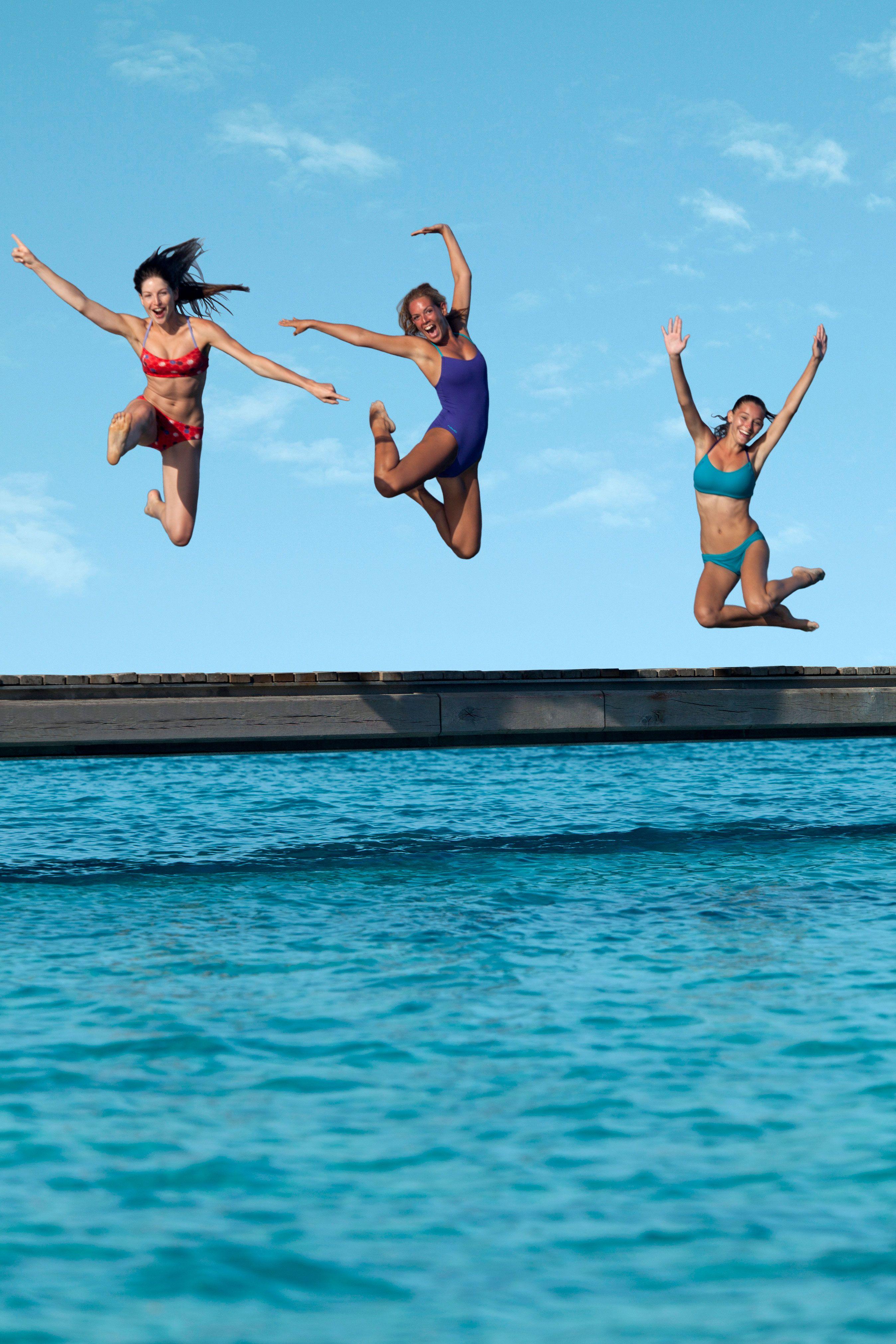 Sea, swim and fun! #OrvisWomen