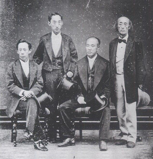 美濃・高須藩第10代義健(ヨシタツ)の子息。子は男10人、女一人いたが ...