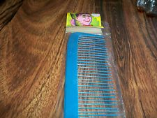 Giant's Blue Comb 1960s Dime Store Toy New