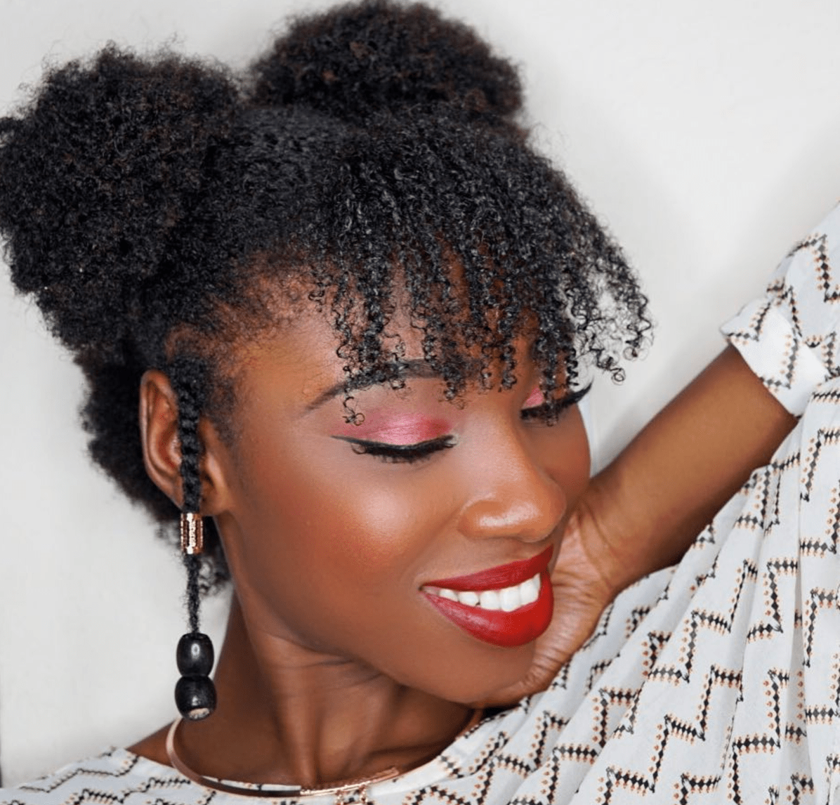 23 Images That Honor The Unrelenting Beauty Of 4c Natural Hair In 2020 4c Natural Hair Natural Hair Styles Easy Natural Hair Styles