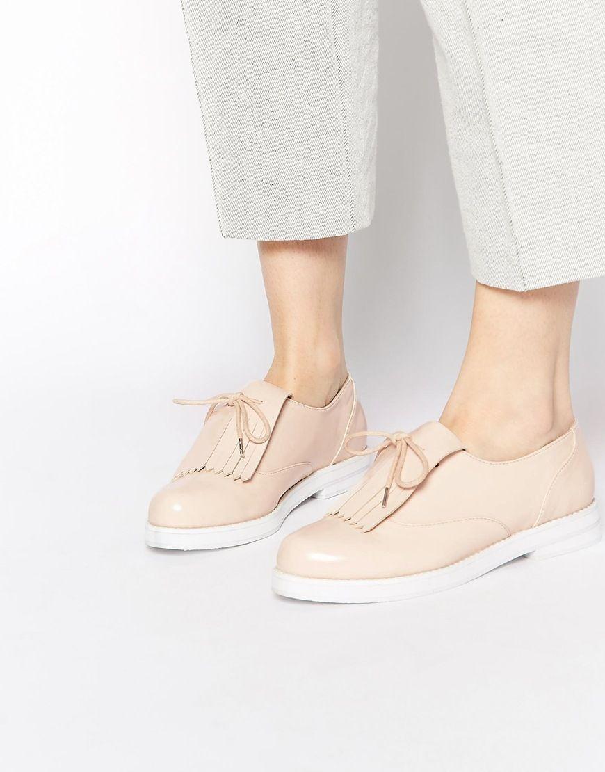 ef22fabb86b93 Image 1 - ASOS - MADRID - Chaussures plates   shoessss   Pinterest ...