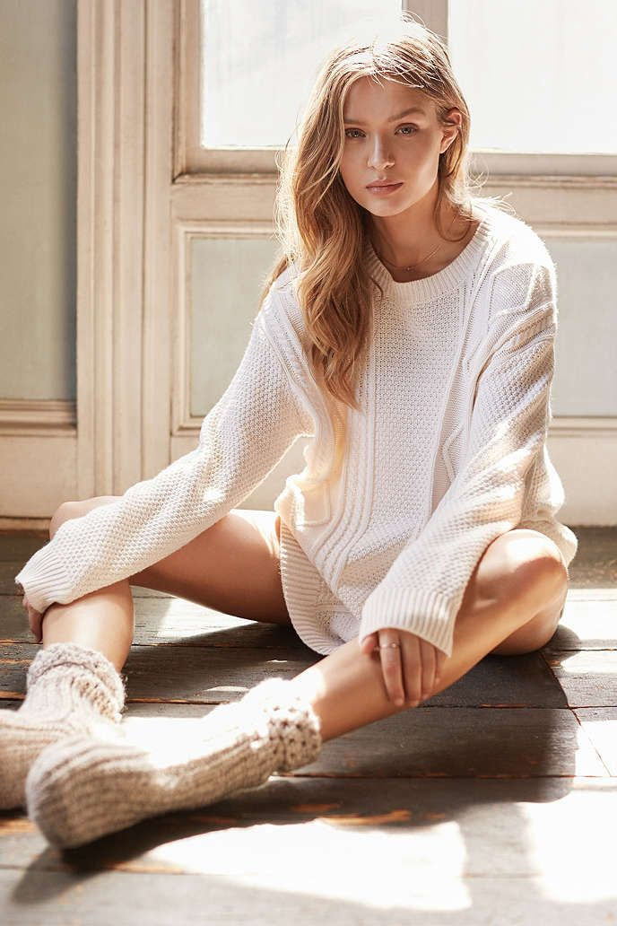 BDG Elbow Patch Sweater , Urban Outfitters