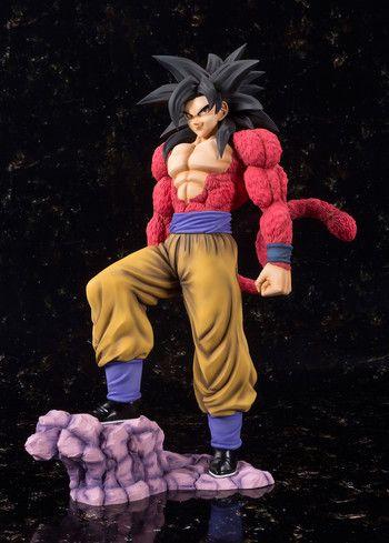 Figuartszero Ex Dragon Ball Gt Super Saiyan 4 Son Goku Goku Super Saiyan Goku Dragon Ball Gt