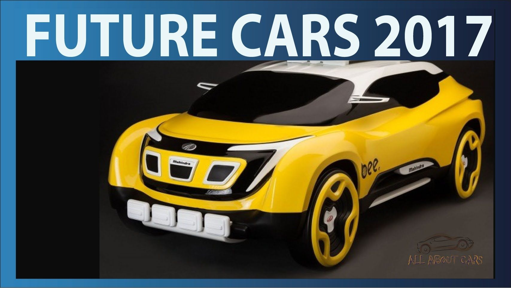 Top 10 Future Cars For 2017 New Usa