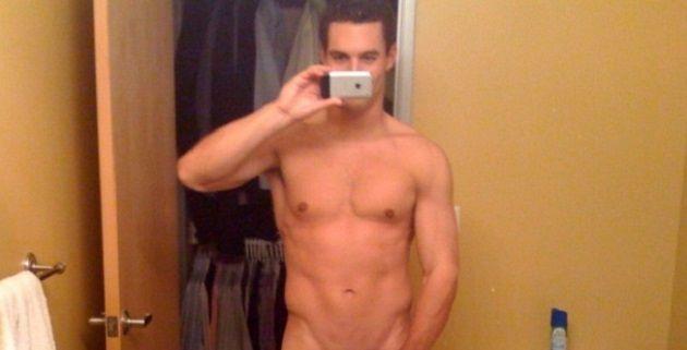 Naked and playing baseball — 4