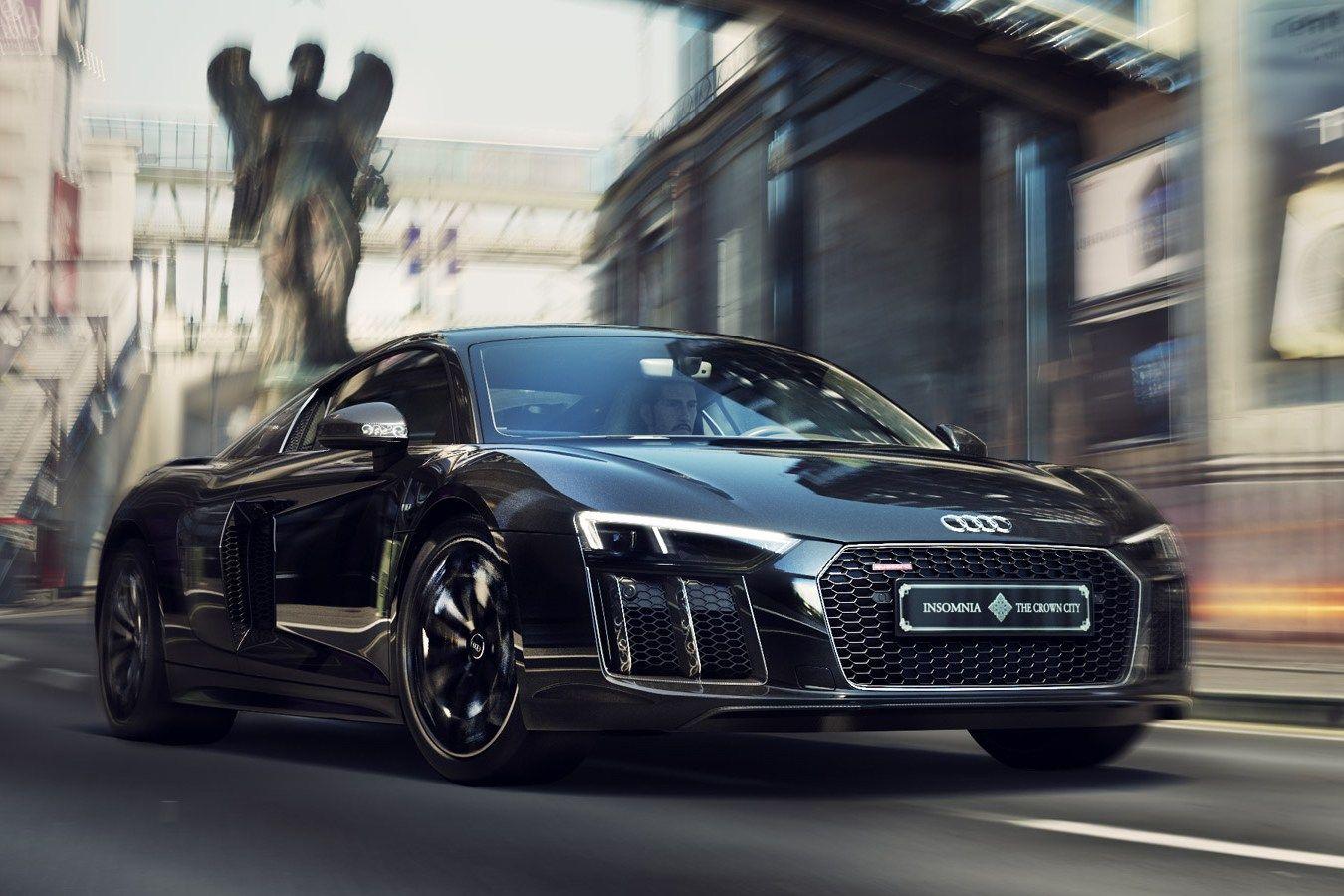 Final Fantasy Xv 別注 Audi R8 Star Of Lucis 實體化 Super Cars Final Fantasy Xv Audi