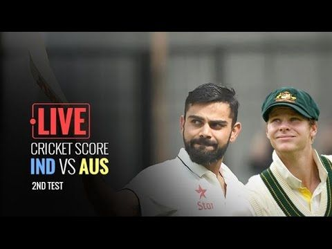India vs Australia, 2nd Test - Live Cricket, at Bengaluru, 4-march-2017,...