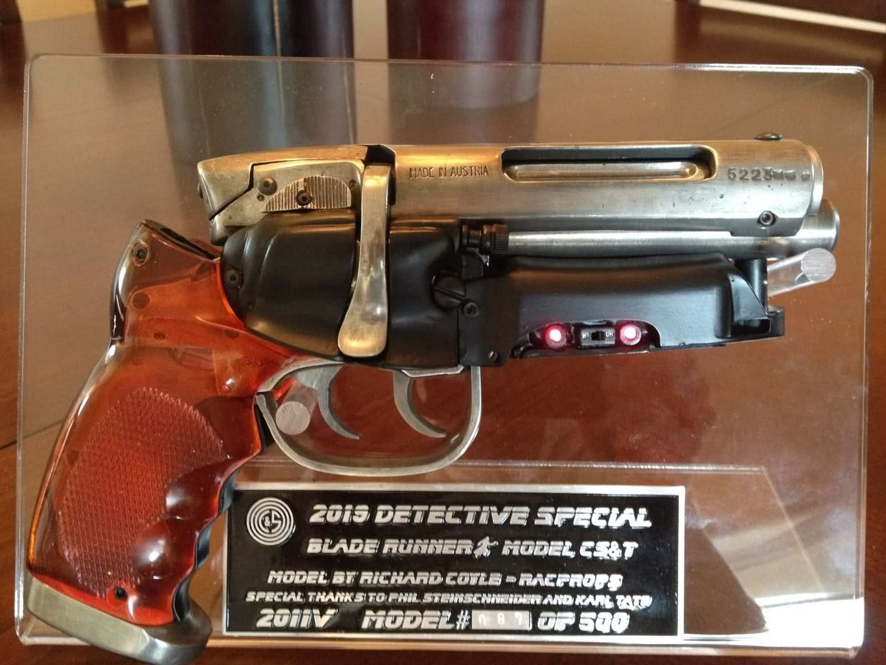 Blade runner pistol sf映画 ブレードランペーのまとめ 隃 昔のテレビ番組