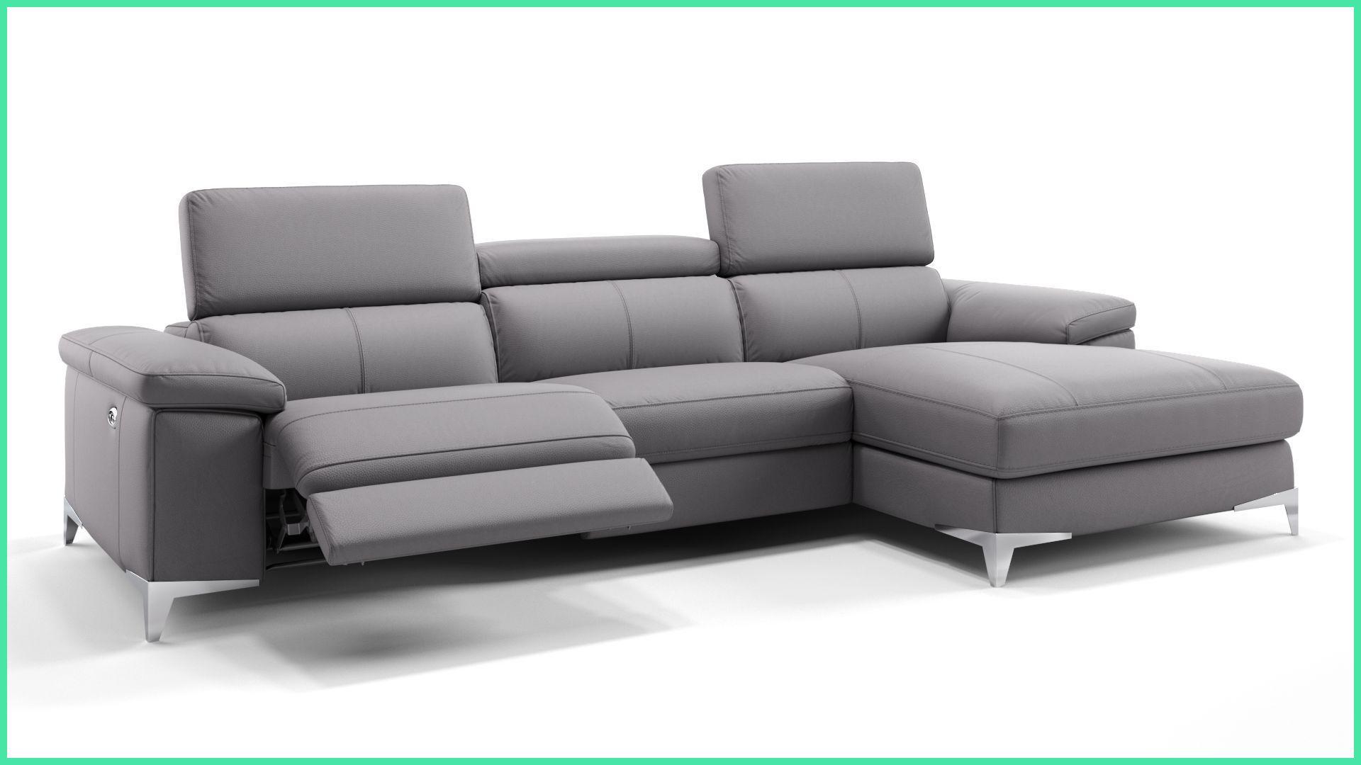 Sofa Dreams Ledersofa Wohnlandschaft Designersofa Couchgarnitur