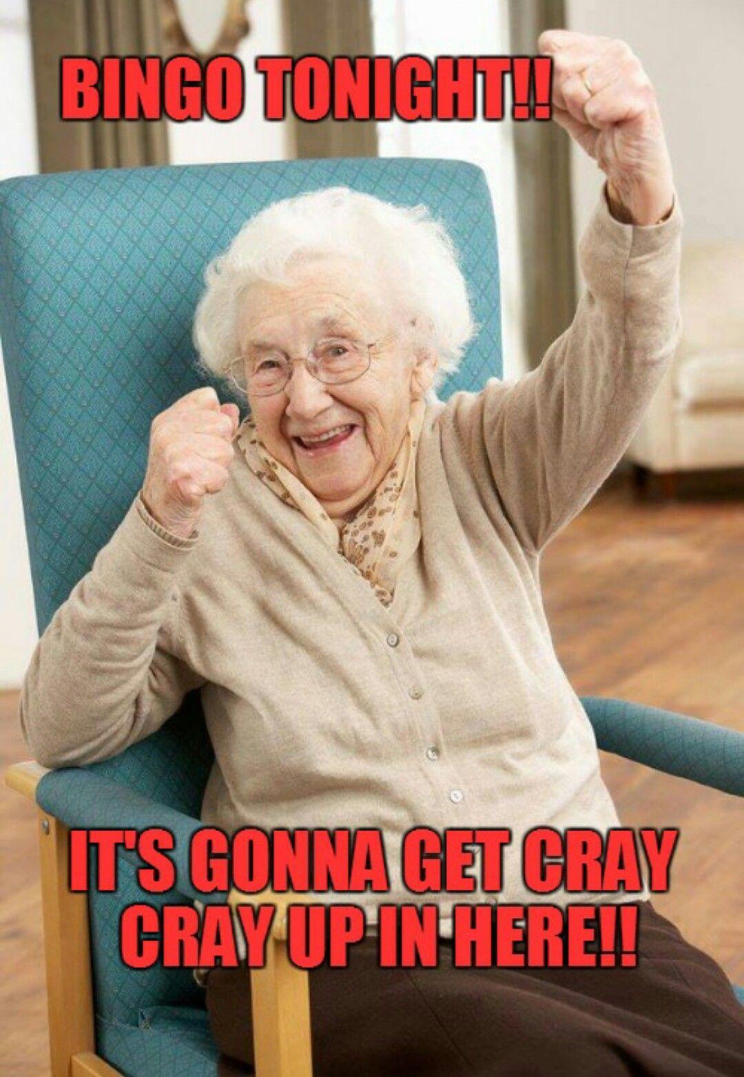 Funny Meme Old Lady : Pin by rosanne helmick on crazy old lady bingo pinterest