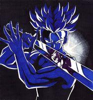 Trunks' Sword V.2 by Rider4Z