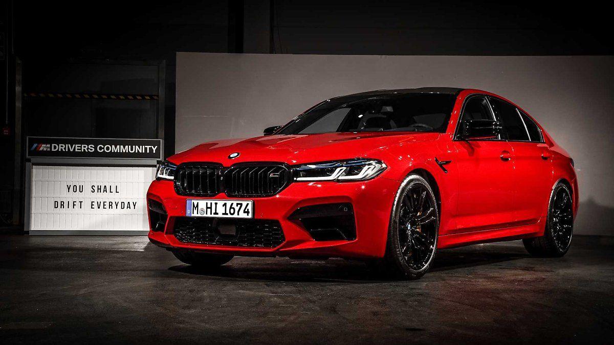2021 BMW M5 Xdrive Awd Model