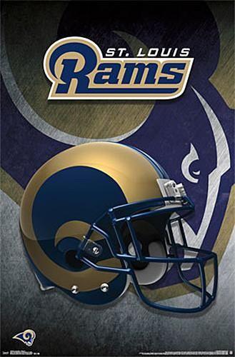 Rams Football Man Cave