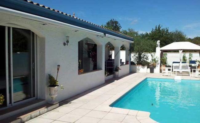 hacienda-piscine-2 Location Magnifique Hacienda 65 Pinterest