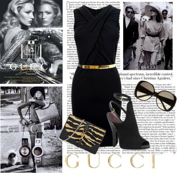 """Icons of Heritage with Gucci"" by marapontmercy on Polyvore"