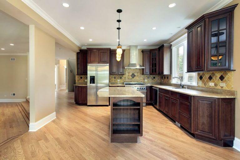 20++ Dark wood floors with dark cabinets ideas in 2021