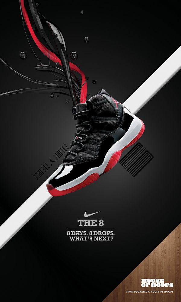 0c693d9d9c625a NIKE Basketball - The 8 on Behance