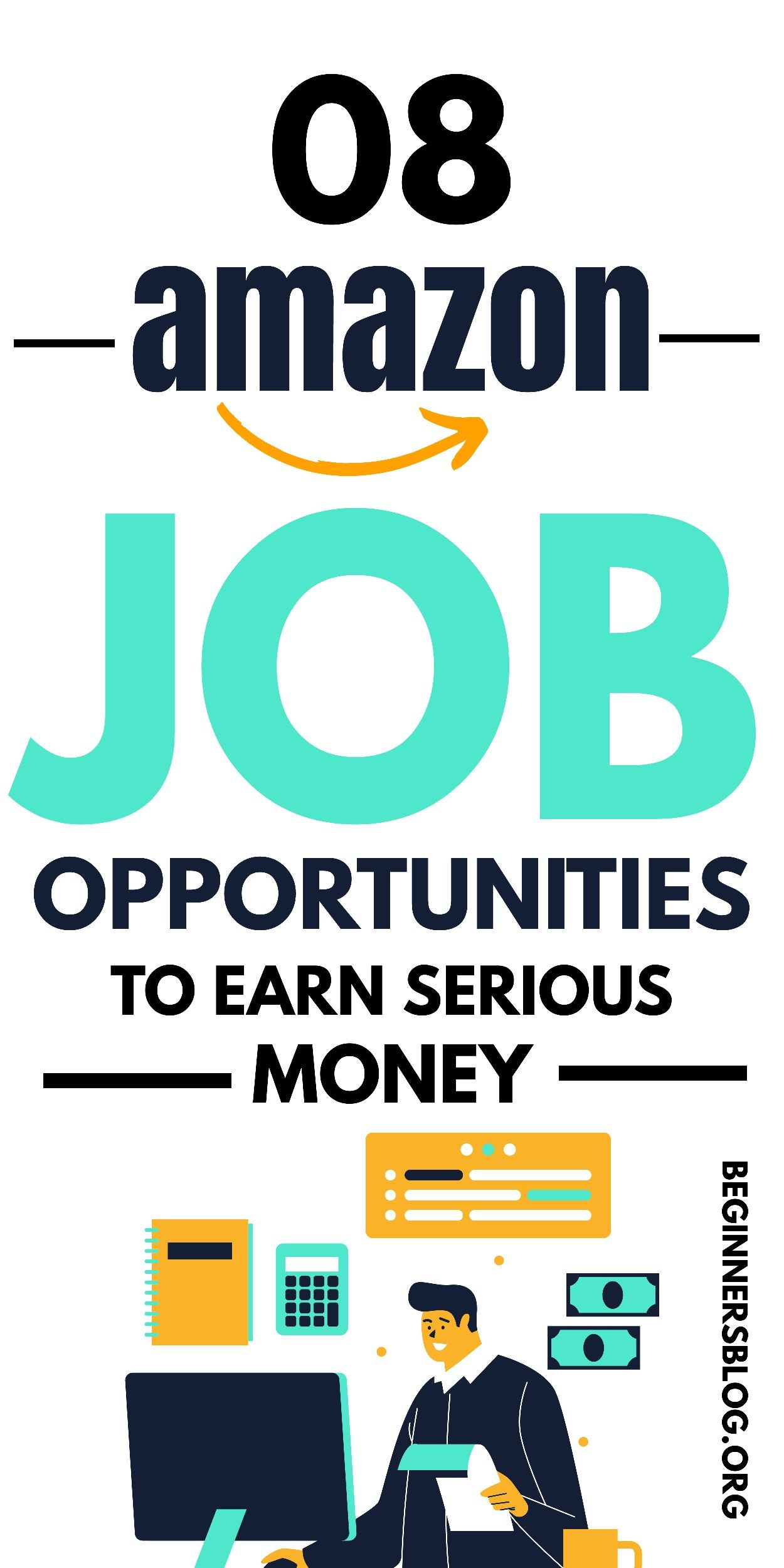 8 Amazon PartTime & FullTime Work From Home Jobs in 2020