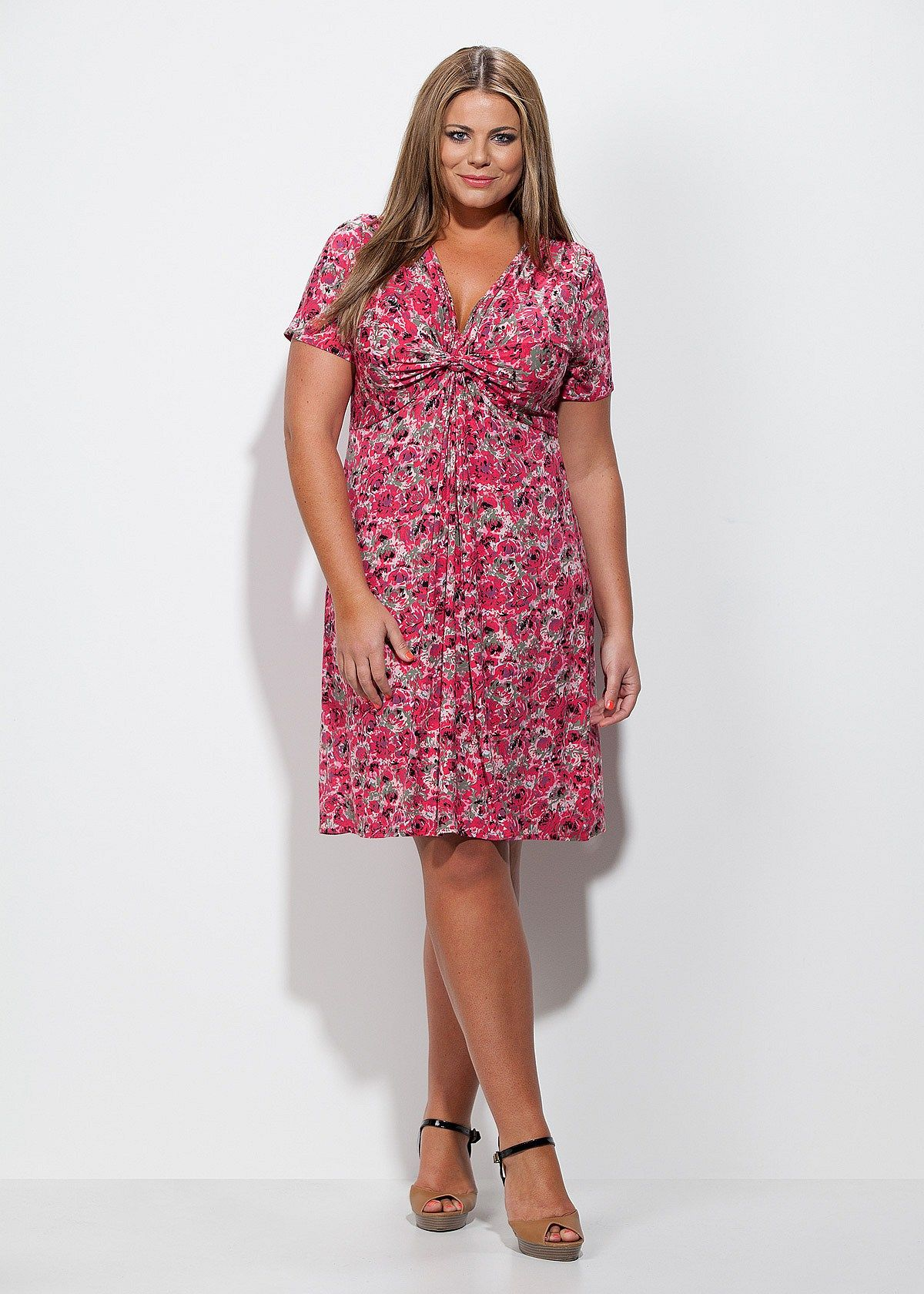Plus size australian dresses clothing