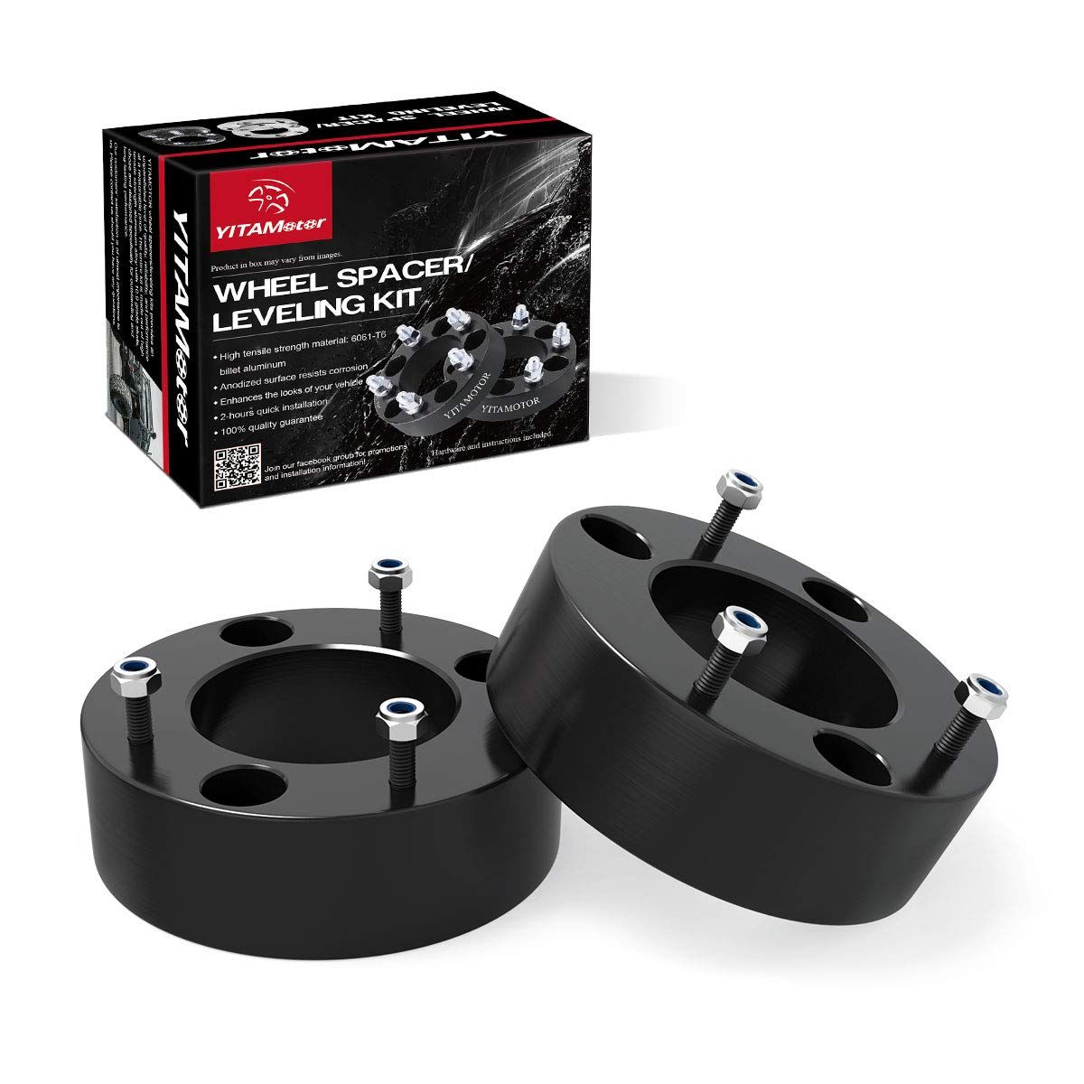 "YITAMOTOR Leveling Kit 3"" for F150, Front Strut"
