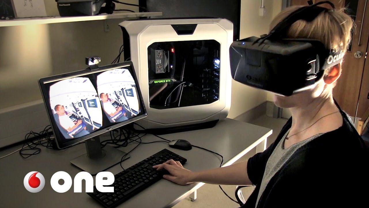 ❝ Realidad virtual para ayudar a personas con enfermedades mentales [VÍDEO] ❞ ↪ Vía: Entretenimiento y Tecnología en proZesa