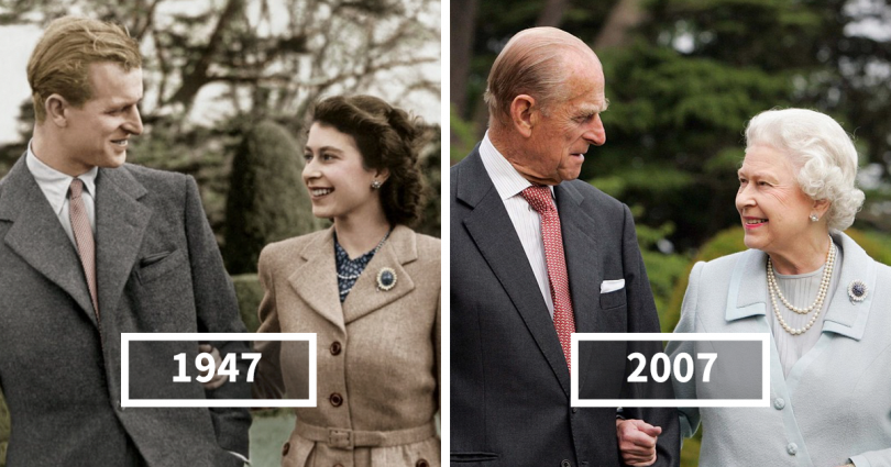 15 Ζευγάρια Αναπαριστούν τις Παλιές Φωτογραφίες τους και Αποδεικνύουν ότι η Πραγματική Αγάπη Διαρκεί για Πάντα