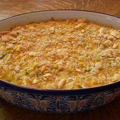 Photo of Ritz Zucchini Cheddar casserole