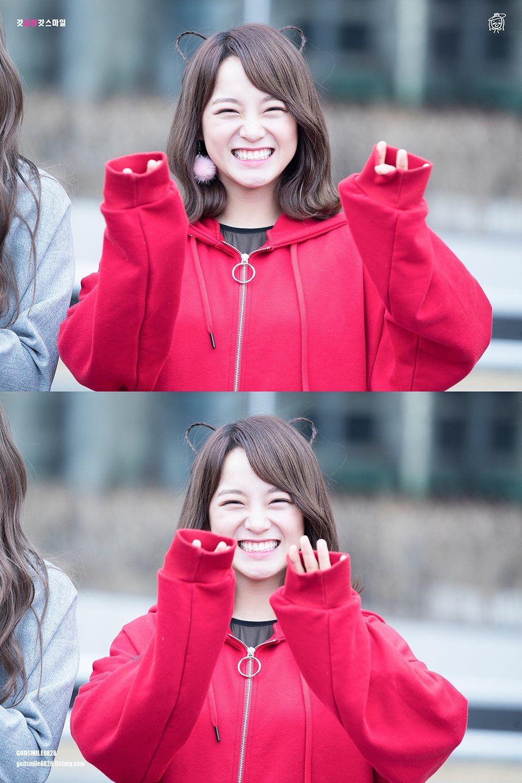170328 - Kim Sejeong @ TheShow Mini Fanmeeting  (cr.godsmile0828) | Twitter