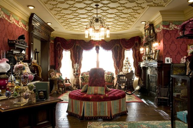 Victorian Home Decor Remarkable Victorian Christmas: Holiday Decoration Ideas –…