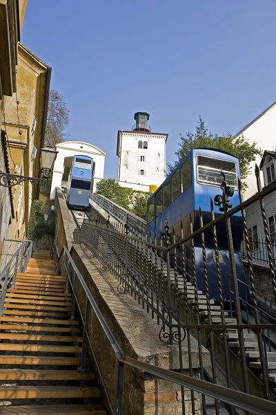 Croatia By Train Cool Places To Visit Croatia Zagreb