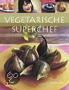 """Vegetarische Superchef - Rose Elliot (2005). Eerste vegetarisch kookboek van Rose Elliot dat is vertaald in het Nederlands. Allerlei recepten van de BBQ tot slanke recepten. Veelal snel klaar te maken. Rose Elliot schreef nog 2 andere vegetarische kookboeken die in het Nederlands zijn vertaald. """"30 minuten Vegetarisch"""" (2013) en """"Superchic Vegetarisch"""" (2007)."""
