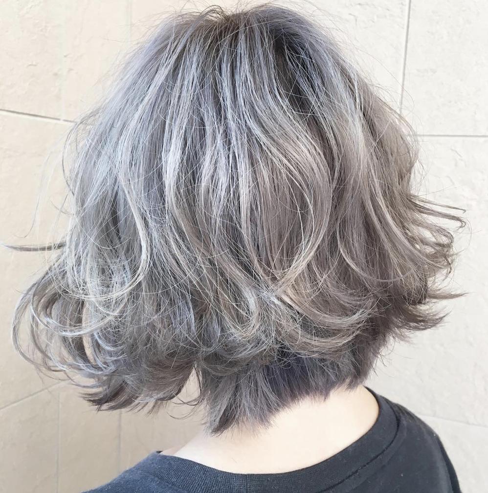 髪型 髪色 ヘアカラー ヘアスタイル トレンド 外国人風 透明感 人気