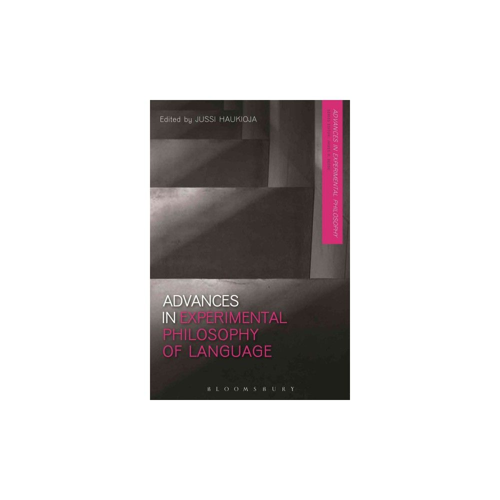 Advances in Experimental Philosophy of Language (Paperback)